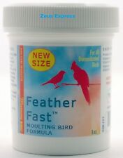 All Birds Fast healthy feathers Moulting Formula Protein Vitamin Minerals Amino