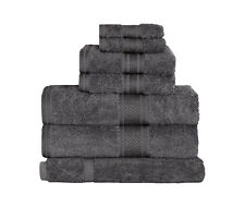 100% Egyptian Cotton Towels (5 Sizes & 10 Colours Available)