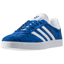 adidas Gazelle Womens Trainers Royal Blue White New Shoes