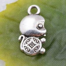 Wholesale 10pcs/20pcs Alloy lovely naughty monkey charms pendant 16x8mm  #5312