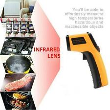 Non-Contact IR Infrared Digital Temperature Thermometer Laser Point Gun NEW CC