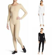 One-Piece Catsuit Womens Fancy Dress Costume Unitard Dancewear Bodysuit Leotard