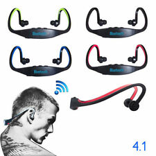 Sport Wireless Bluetooth Handfree Stereo Headset Headphone For iPhone Samsung OS