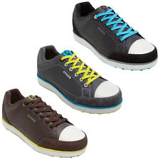 CROCS MENS KARLSON SPIKELESS GOLF SHOES NEW WATERPROOF LIGHTWEIGHT TRAINERS 2015