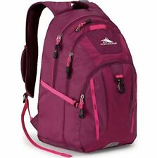 PINK PURPLE High Sierra Riprap Lifestyle Backpack Padded Laptop Compartment NEW!
