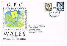 GB Stamps - First Day Covers - 1964 onwards