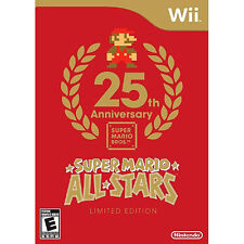 Super Mario All-Stars Limited Edition - Wii 25th Anniversary