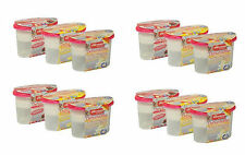 1-12 Compact Scented Dehumidifier Stop Moisture, Damp Mould Mildew Condensation