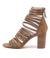 New Top End Vessle Tan Womens Shoes Casual Sandals Heeled