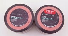 Maybelline Pure Mineral Naturally Luminous Blush Choose Your Color *Twin Pack*