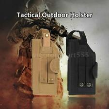 New Outdoor Tactical Holster Pouch Wrap Kit Military Gear Pouch Utility Z8B4