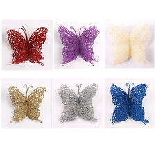 Christmas Tree Butterflies Decor Holiday Wedding Home Party Decoration Gift