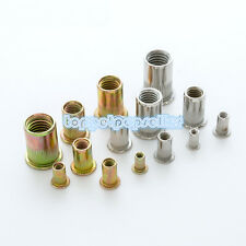 Stainless Or Carbon Rivnuts Nutserts Rivet Nuts M3 M4 M5 M6 M8 M10 M12