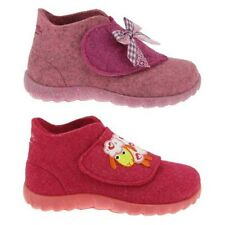 SUPERFIT HAPPY cute slippers Girls' Shoes Kids slippers Wool felt Touch fastener