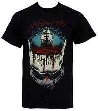 AS I LAY DYING SEAJAW 100% OFFICIAL ADULT UNISEX T-SHIRT ((IN STOCK))