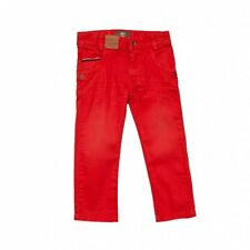Timberland T04733 Red Jean 3Mth-4Yrs