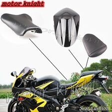 Rear Seat Cowl Cushion Rider Seat Passenger Seat For Suzuki GSXR1000 2005 2006