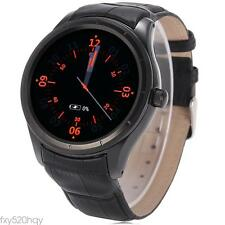 3G Smartwatch Phone MTK6572 Dual Core 1.3GHz 512MB RAM 4GB ROM Heart Rate