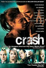 Crash DVD, Sandra Bullock, 3 Academy Awards, Best Picture - NEW!! Thriller