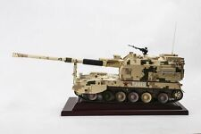 1/24 PLZ05 155mm self-propelled Howitzer Desert camouflage painting diecast