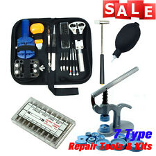 16/12/5 PCS Watch Back Opener Repair Tool Kit Band Pin Strap Link Remover NEW TO