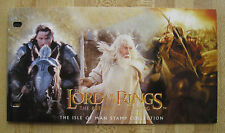 Isle of Man 2003 LOTR 8 Stamps - Lord of the Rings - Presentation Pack