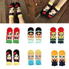 New Arrival Women Princess Cute Cartoon Girls Cotton Ankle Socks Low Cut Socks