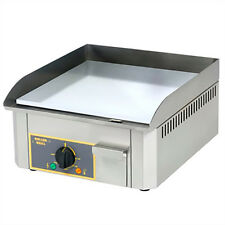 "Equipex PCC-400 15"" Electric Griddle -Thermostatic, Mirror Chrome, PCC-600 23"""