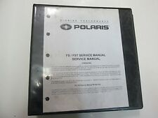 2006 2008 Polaris FS FST IQ Snowmobile Service Repair Manual FACTORY OEM BINDER
