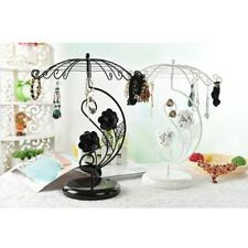 Classic Jewelry Display Earring Necklace Umbrella Stand Organizer Holder Rack