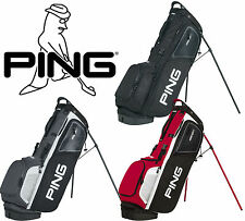 New 2017 Ping Hoofer 14 Golf Stand Carry Bag - Pick Your Color