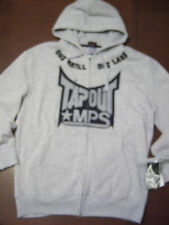 NWT TAPOUT MPS Mens hoodie OUT SKILL OUT LAST M L XL Jacket Sweatshirt RV: $60