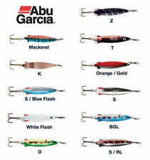 Abu Garcia Toby Spoon Game / Coarse Lure Assorted Colours 7g, 10g, 12g, 18g, 60g