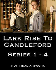 Lark Rise to Candleford - Complete Series 1-4 [DVD] (PAL)
