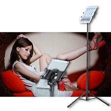 """Multi-direction Floor Mount Stand Tripod Holder For 7-10"""" iPAD 2 3 4 Air Hot LN"""