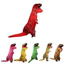 INFLATABLE Dinosaur T REX Costume Blowup Dinosaur Halloween costume For Adult