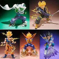 Hot JP Anime Dragon Ball Z DBZ Super Saiyan Vegeta Figure Comic Collectibles Toy