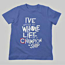 Chicago Cubs Kids Tshirt Cute Toddler Funny Soft Youth Shirt