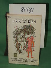 Tolkien,  J.R.R. Smith of Wootton Major & Farmer Gil...
