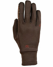 Roeckl® Winter Riding Gloves WARWICK 3301-624 | mocca