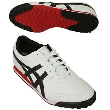 Asics Japan Golf Shoes GEL PRESHOT CLASSIC 2 Soft Spike TGN915 White Black