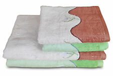 100% Cotton  Soft &Absorbent Luxury Hand and Bath Towel UK FREE Delivery