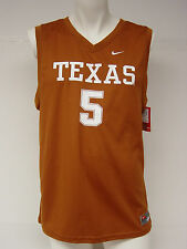 NIKE TEXAS LONGHORNS YOUTH NCAA BASKETBALL JERSEY XL L  BURNT ORANGE NEW NWT