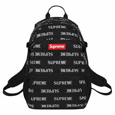 Supreme FW16 3M Backpack Box Logo Shoulder Bag