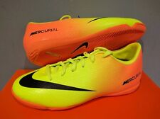 NIKE JUNIOR MERCURIAL VICTORY IV IC INDOOR COURT FOOTBALL SOCCER BOOTS CLEATS