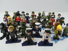 HM ARMED FORCES MINI MICRO FIGURES CHARACTER BUILDING ROYAL NAVY ARMY AIR FORCE
