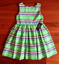 NEW WITH TAG RALPH LAUREN POLO GIRL DRESS