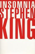 INSOMNIA by Stephen King (1994) -1st-1st-  RARE- VERY NICE