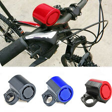 New Mini Bicycle Bike Cycle Ultra-loud Electronic Bell Ring Alarm Speaker Horn