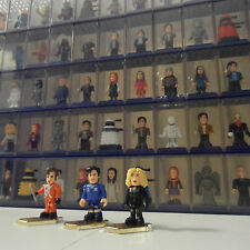 DR WHO MINI FIGURES CHARACTER BUILDING CHOOSE FROM 60! MICRO SERIES 1,2,3,4